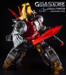 GigaPower GP HQ-02R HQ02R Grassor Chrome Version