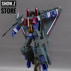 YES MODEL YM08 Starscream Green