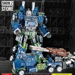 Yuexing Combaticons Onslaught (MBD Bruticus Compatible)