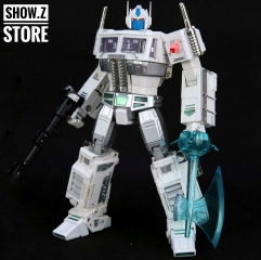 4th Party MP10U Ultra Magnus White