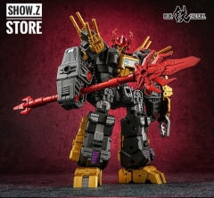 Iron Factory IF EX-18D LordScorpion Dark Version
