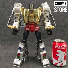 4th Party Masterpiece MP-08 Oversized Grimlock G1 Colors Scheme
