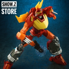 SXS R-04 Hot Flame Rodimus