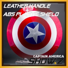 [ABS Made] Cattoys Captain America V2.0 Shield 1:1 Prop Replica