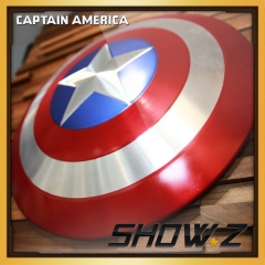 [Metal Made] CATTOYS 1:1 Captain America Shield Replica Prop Perfect Version