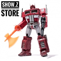 4th Party MP10R Optimus Prime Convoy Bape Red Camo Version