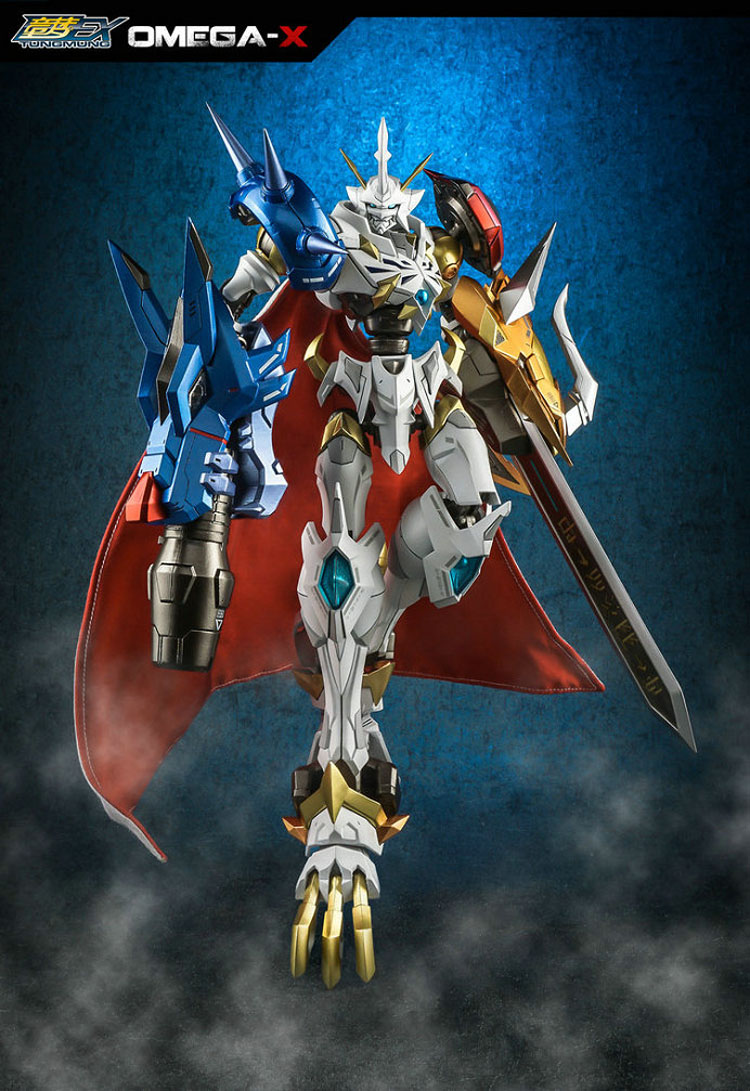 How To Figure Out Sales Tax >> TungMung EX Omegamon Omega-X Digital Monster - Show.Z Store