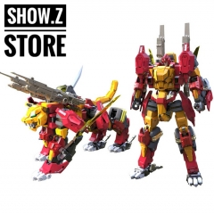 DX9 Toys K2 Ancestrod Hot Rod