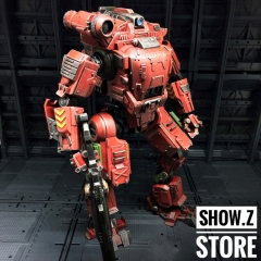JoyToy Source Acid Rain UNF Zous Mecha Red Version
