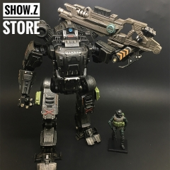 JoyToy Source Acid Rain UNF Zous Mecha Black Version