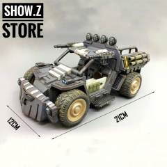 JoyToy Source Acid Rain Vehicle Rhinoceros Scout Car Ver.1
