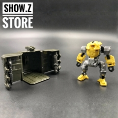 MechFansToys Lost Planet Powered-suit DA02 Special Editon Diaclone