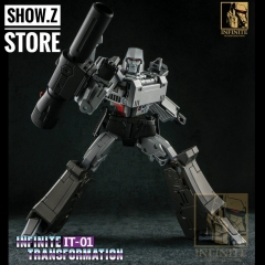 [Pre-Order] Infinite Transformation IT-01 Emperor of Destruction Megatron