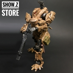 JoyToy Source Acid Rain Mecha The Thor Desert Version