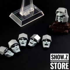 Model Model-001 MP36 Megatron Heads Upgrade Kits /w Light
