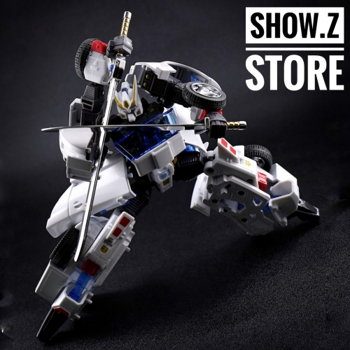 FM Toys MP002 Windrunner Drift White Version