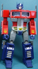 4th Party MP-10 Optimus Prime KO (Figure & Trailer)