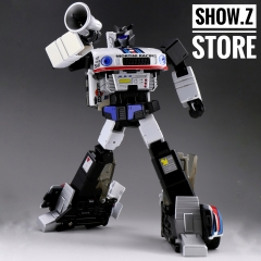 Zeta Toys EX-03 Jazzy Jazz White Version