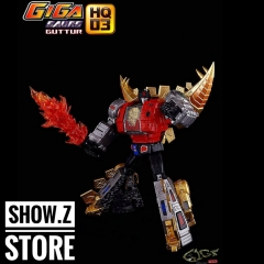 Gigapower HQ-03 Guttur Snarl Metallic Version