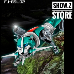 Fantasy Jewel FJ-BSW02 Green lion Voltron Defender of the Universe
