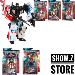 HaiZhiXing Combiner Wars Defensor Set of 5