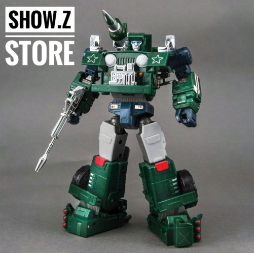 MakeToys MT RM-02Y GunDog Hound Limited Edition