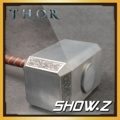[Metal Made] Cattoys 1:1 Thor Mjolnir Hammer Avengers Replica Prop