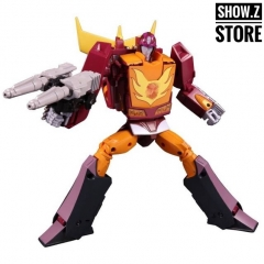 [Factory Leaking Version] 4th Party Masterpiece MP40 MP-40 Targetmaster Hot Rodimus