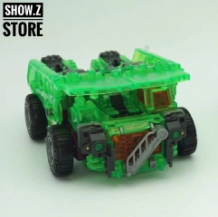 NBK NBK-05C Dump Truck Long Haul Clear Version