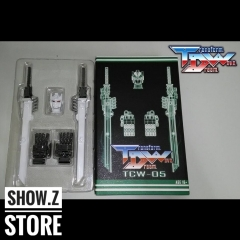Transform Dream Wave TCW-05 Sixshot Upgrade Kit