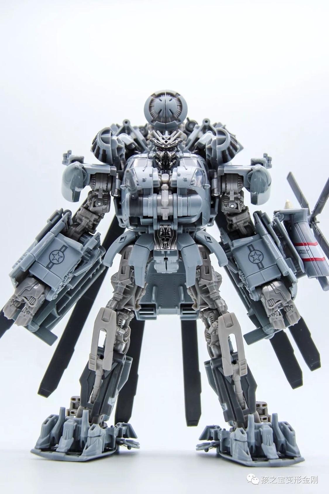 Transformers Studio Series 08 Blackout Decepticon Leader Class Action Figure USA