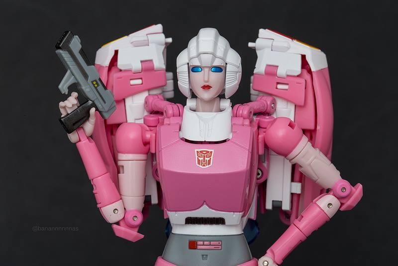 Fans Toys 19cm Robot Figure FT-24 Rouge Arcee