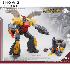 MechFansToys MF-34 Huge Dragon Omega Supreme