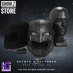 Bretoys 002 1:1 Life-Size Batman Helmet VS Superman