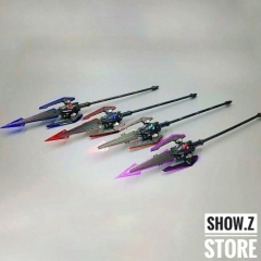 Neoart Toys NT PE-10X Kingbat Ratbat Set of 4 Colors (Red, Blue, Pink & Purple)