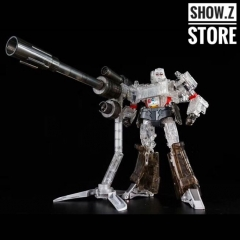 Toy House Factory Dynastron MP-36 Megatron Clear Version