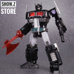 Takara MP-10B MP10B Optimus Prime Black Convoy Version