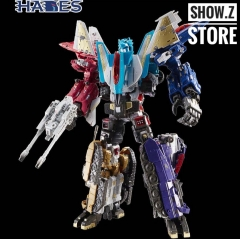 TFC Toys Hades Liokaiser Set of 6 Figures