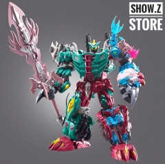 TFC Toys Poseidon Set of 6 Figures