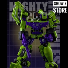 TFC Toys Hercules Devastator Set of 6 Figures