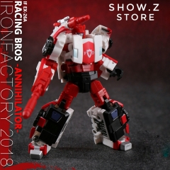 IronFactory EX-26A Racing Bros Annihilator Red Alert