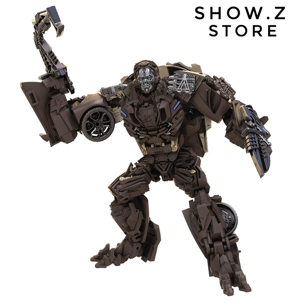 Transformers Hasbro Studio Series W2 Deluxe Class 11 Lockdown Figure NEW