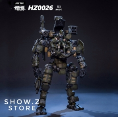 JoyToy Source Acid Rain Mecha HZ0026 Rago & Zero