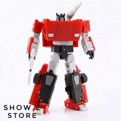Magic Square MS-B07 Red Cannon Sideswipe