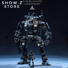 JoyToy Source Acid Rain Mecha HZ Double Knife Mech