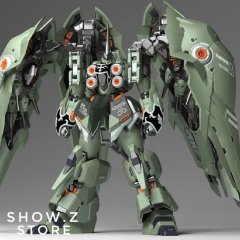 Steel Legend 1/100 SL-01 NZ-666 Kshatriya