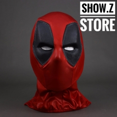 Cattoys Deadpool 1/1 Full Size Wearable Helmet Mask