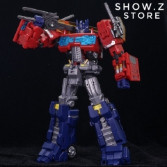 LegendaryToys LT-03 Optimus Prime MTCD-01 God Ginrai Thunder Manus MP-10
