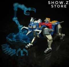 Fantasy Jewel FJ-BSW03 Blue lion Voltron Defender of the Universe