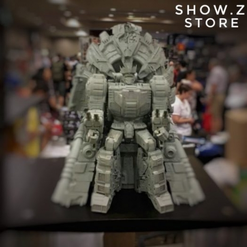 GigaPower GP Masterpiece Dino King Throne for HQ-01 HQ-01R Superator Grimlock